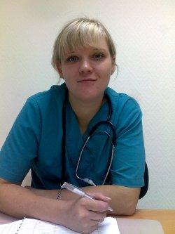 ветврач терапевт Святковская Ксения Геннадьевна