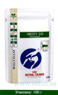 корм диета контроль избыточного веса у кошек Royal Canin Obesity management feline